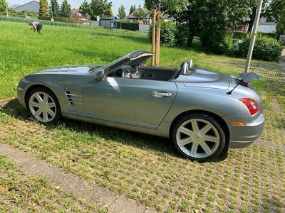 used Chrysler Crossfire Roadster Automatik