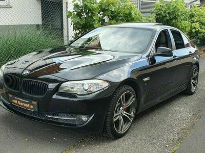 gebraucht BMW 520 D LIM/AUTOMATIK/BI XENON/TÜV NEU/NAVI/SHD
