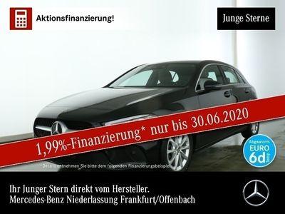 gebraucht Mercedes A250 Progressive Burmester Navi Premium LED PTS