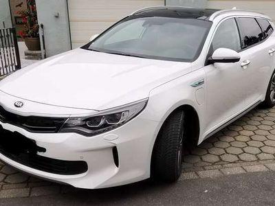 gebraucht Kia Optima Hybrid Sportswagon 2.0 GDI Plug-In Attract