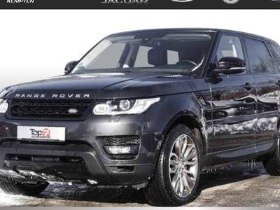 gebraucht Land Rover Range Rover Sport 4.4 SDV8 FAP HSE Dynamic (Navi Xenon Leder Klima E
