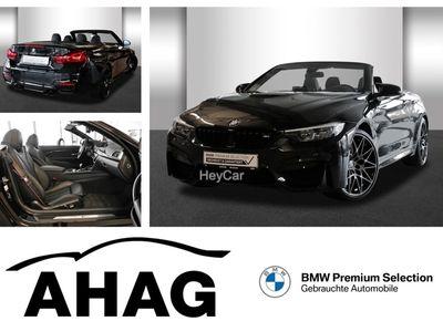 gebraucht BMW M4 Cabriolet Competition Paket M DKG Navi Prof. PDC