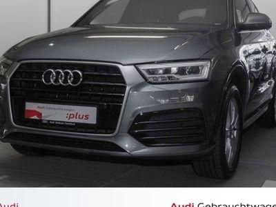gebraucht Audi Q3 1.4 TFSI ultra S line Navi LED Tempomat PDC S-L