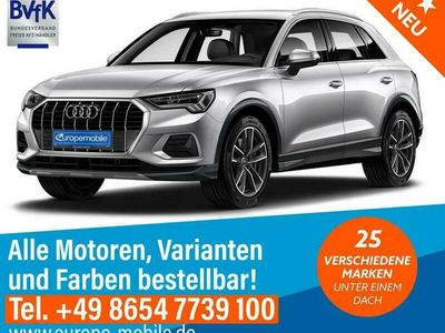 gebraucht Audi Q3 advanced Limited Edition (D9) 35 TDI 150 S tronic