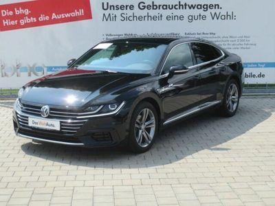 gebraucht VW Arteon R-Line 2.0 TSI DSG AHK StHz ACC Panodach Kamera LE