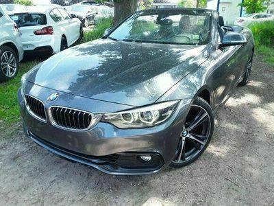 gebraucht BMW 420 Neu iA CABRIO SPORT LINE LED AIRSCARF KEYLESS KAM