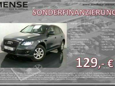 gebraucht Audi Q5 2.0 TDI quattro Pano Xenon SHZG GRA