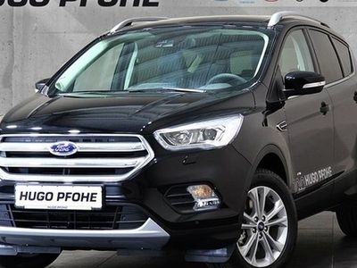 gebraucht Ford Kuga Titanium 2,0 TDCi 4x4 110kW PowerShift Sports Utility Vehicle, 5-türig