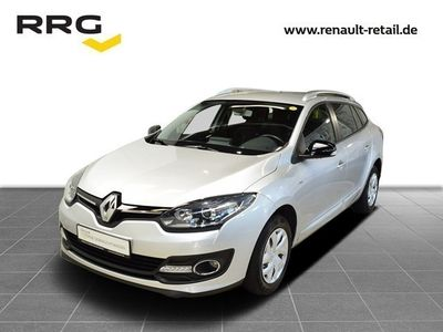 used Renault Mégane GRANDTOUR 3 1.5 DCI 110 FAP LIMITED Komb