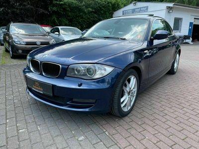 gebraucht BMW 123 Coupé Baureihe 1 123d*Xenon*Navi*Schiebedach*SHZ