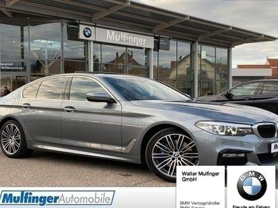 käytetty BMW 540 iA xDr M Sport DrivAs GlasD
