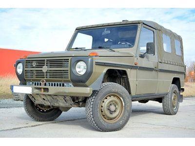 gebraucht Mercedes G230 (GE) STEYR-D-PUCH W 461 Militärausführung