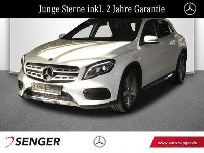 gebraucht Mercedes GLA200 AMG Line Panorama Navi LED 360°-Kamera