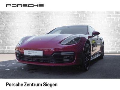 gebraucht Porsche Panamera GTS Ceramic Soft Close Headup 21Zoll