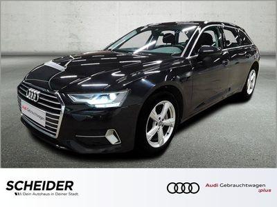 gebraucht Audi A6 Avant 40 TDI Sport Navi LED Klima