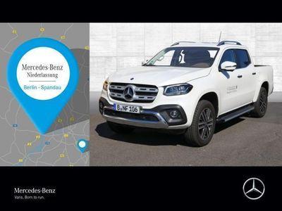 gebraucht Mercedes X250 360° COMAND Spurhalt-Ass Klimaautom PTS