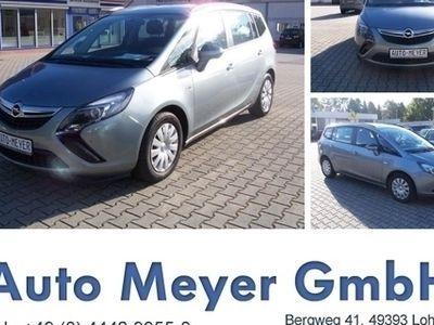gebraucht Opel Zafira Tourer 1.6 CDTi Edition 7-Sitzer