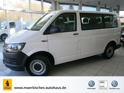 gebraucht VW T6 Kombi 2.0 TDI EU6 KR *9-SITZER*PDC*