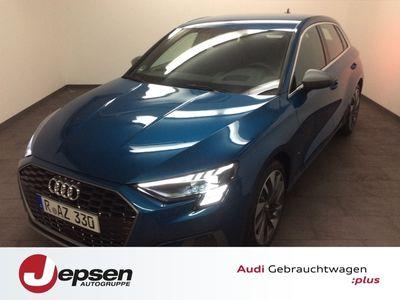 gebraucht Audi A3 Sportback edition one 35 TDI S tronic HUD B&O HeadUp MMIPlus Navi Kamera Automatik
