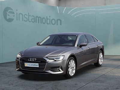 gebraucht Audi A6 A650TDI sport/Matrix/Navi+/ACC/Virtual/Kameras