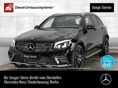 gebraucht Mercedes GLC43 AMG AMG 4M Stdhzg Pano COMAND ILS LED AHK PTS