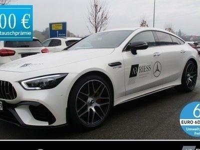 gebraucht Mercedes AMG GT 63 S 4M+ Edition1 Comand Multib Keramik