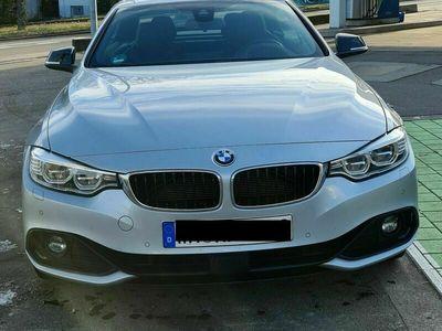 gebraucht BMW 428 i Cabrio Sport-Aut. Sport Line