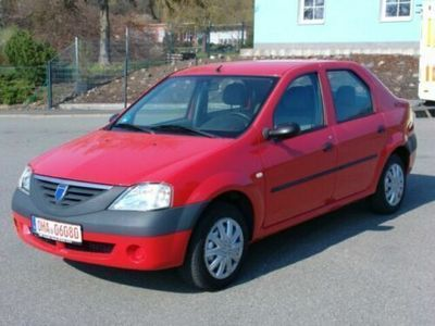 gebraucht Dacia Logan Ambiance