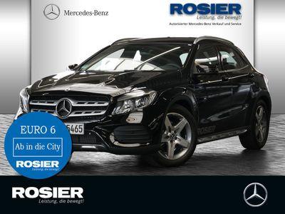 gebraucht Mercedes GLA220 d AMG Line Navi Sitz-Komf-Pak. PTS SHZ