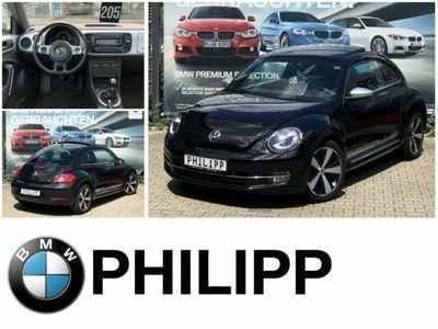 gebraucht VW Beetle 1.2 TSI Bi-Xenon Panorama PDC Remix