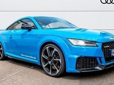 gebraucht Audi TT RS Coupé B & O Matrix LED MMI Navigation S tronic (AU