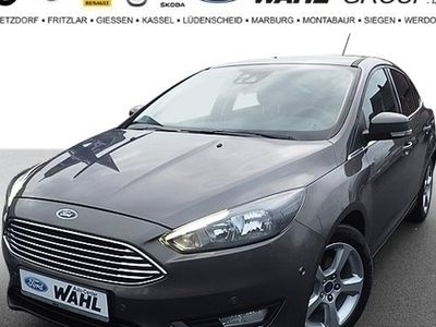 käytetty Ford Focus 1.0 EB Titanium Winter-Paket NAVI PDC