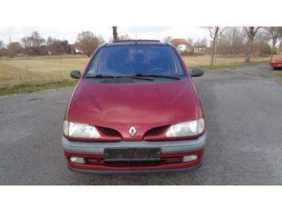 gebraucht Renault Scénic 2.0 Autom,E.Fenster,Multi,