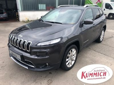 gebraucht Jeep Cherokee Limited 2.2D 4WD AT 200