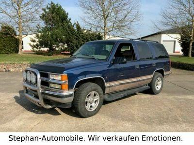 gebraucht Chevrolet Tahoe 5.7 V8 4WD/gute Substanz