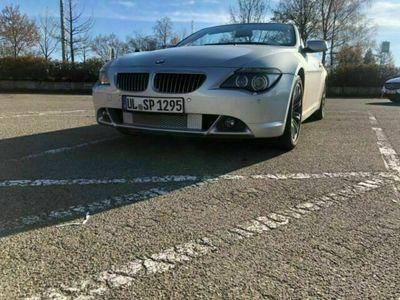 gebraucht BMW 645 Cabriolet CI e64 6er V8