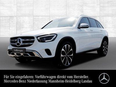 gebraucht Mercedes GLC300 4M 360° Multibeam AHK Spurhalt-Ass