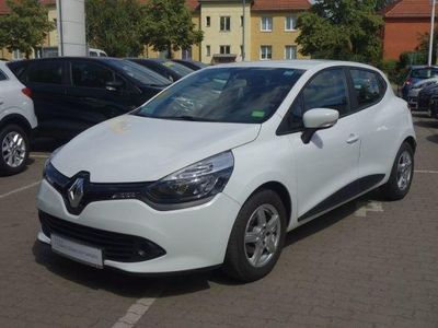 gebraucht Renault Clio IV 1.2 16V 75 Expression Klima*Navi