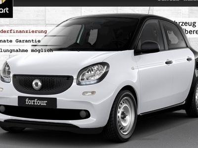 gebraucht Smart ForFour 52kW cool&Audio Tempom Klima Radio