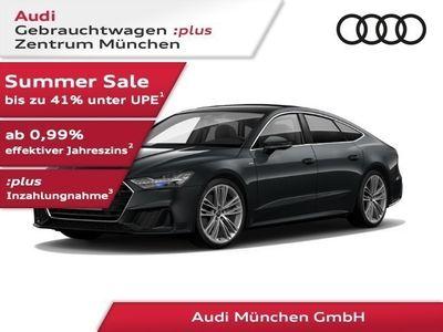 gebraucht Audi A7 Sportback 50 TDI qu. tiptr. S line Ext. Pano/StdHzg/HD-Matrix/Allradlenkung