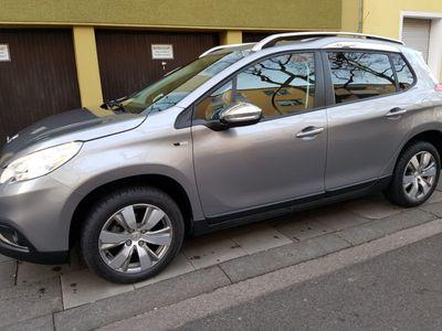 gebraucht Peugeot 2008 e-HDi 92 Allure Scheck.11kmGrDisplayGaranti