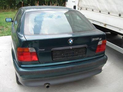 gebraucht BMW 316 Compact g Erdgas