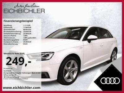 gebraucht Audi A3 Sportback e-tron 1.4 TFSI S tronic MMIPlus LE