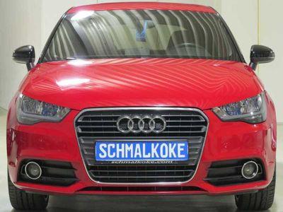 gebraucht Audi A1 1.6 TDI S tronic Ambition Navi Klimaautomatik
