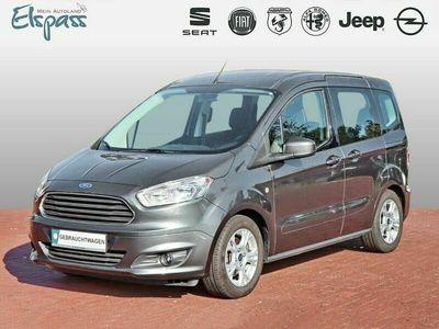 gebraucht Ford Tourneo Courier Trend 1.0 EcoBoost Klima, SHZ, Tempomat