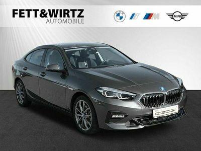gebraucht BMW 220 d Gran Coupe Steptronic Sport Line