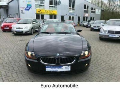 gebraucht BMW Z4 roadster 2.5i-LEDER-NAVI-ALLWETTERREIF-1ER HA