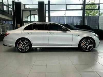 gebraucht Mercedes E63S AMG MercedesW213,neuwertig mit Ceramic B...