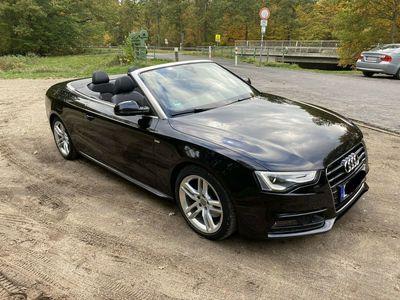 gebraucht Audi A5 Cabriolet 3.0 TDI - Facelift (S-Tronic Quattro)