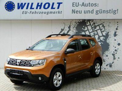 gebraucht Dacia Duster AUTOGAS NAVI*CAM/SHZ/Alu/Dachreling